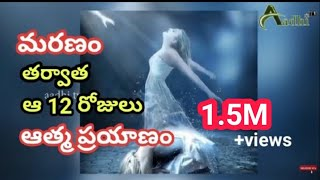 What Happens When We Pass Away? What Happens  To Our Bodies after  We Die in TELUGU | Aadhi TV
