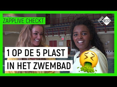 HOE VIES IS ZWEMBADWATER? | Zapplive Checkt