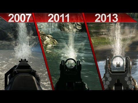 Evolution of Crysis | Crysis vs. Crysis 2 vs. Crysis 3 | ULTRA | RX 580