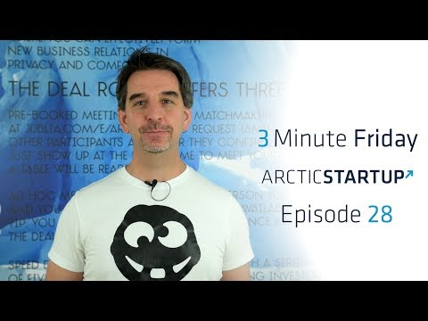 3 Minute Friday, Episode 28