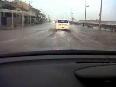 Inondation a port la nouvelle youtube - Windfinder port la nouvelle ...