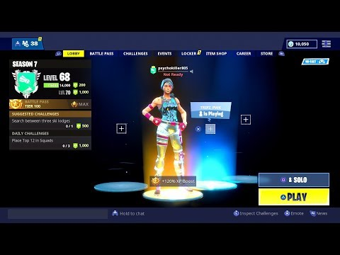 My First Stream Fortnite Solos Road To 1 000 Wins Testing