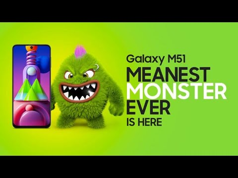 Samsung Galaxy M51 I Meanest Launch Ever