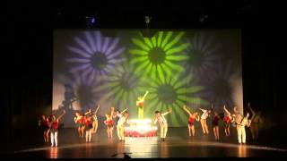 2016 lu danso annual performance lu theme waacking