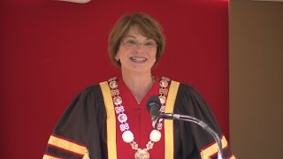 2015 Brown University Opening Convocation