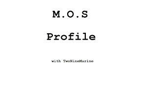 MOS Profile: 3531 Motor T