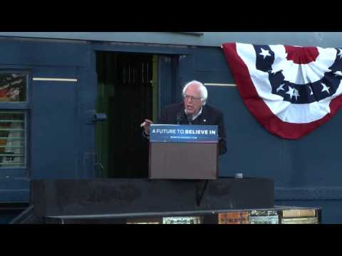 It is Immoral to Deny Promised Pensions to Coal Miners   Bernie Sanders
