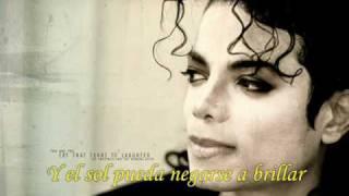Michael Jackson - For all time  (subtitulado)