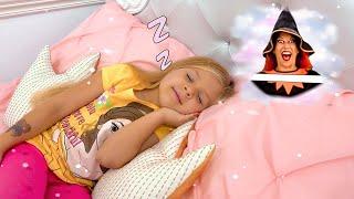 ديانا وقصة الأميرة النائمة