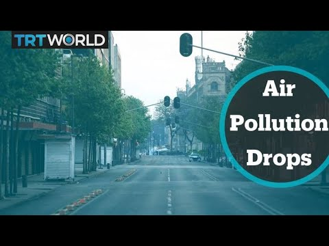Pandemic causes pollutant emissions to drop worldwide