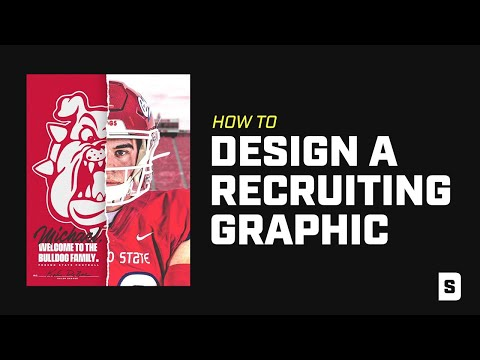 How To Design A Recruiting Graphic | Photoshop Tutorial