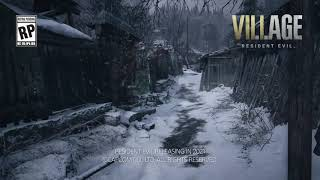 Resident Evil VILLAGE - first gameplay images demonstration