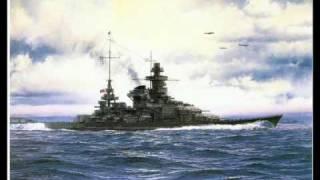KMS Scharnhorst-Keep on Sailing