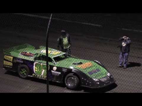 Crate Late Model Feature   Benton Raceway Park Benton Mo