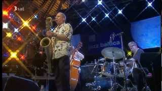Joe Lovano & The Sax Brothers - jazz baltica 2008