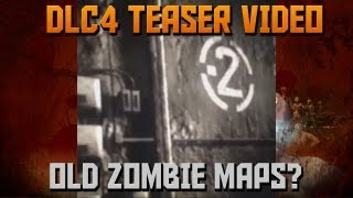 NEW Map Pack 4 Teaser Video! Old Zombie Maps Returning? (Black Ops 2 Zombies)