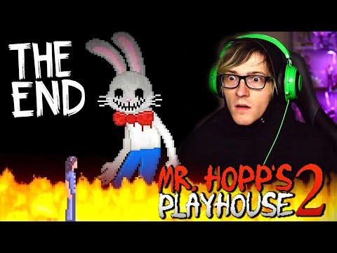 Mr. Hopp's Playhouse 2 All Endings