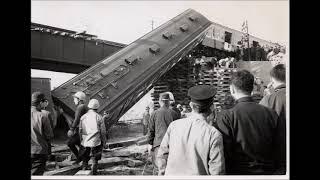 小田急線列車衝突転落事故1961年(昭和36年)1月17日