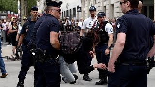 Bastille Day celebrations turn to chaos in France