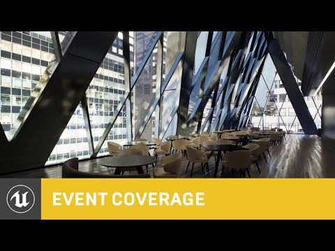 Tools For Architectural Visualization Storytelling | Autodesk University 2019 | Unreal Engine