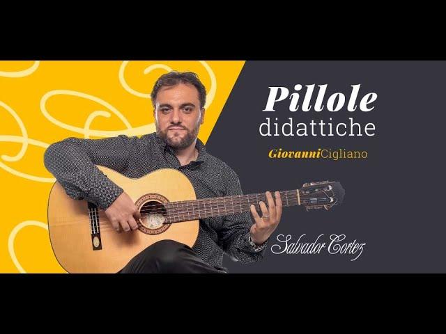 L' Alzapua sulla chitarra flamenco   Giovanni Cigliano   Salvador Cortez