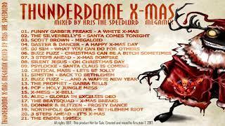 Thunderdome X - MAS megamix mixed by Kris the Speedlord