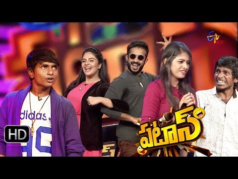 Patas | 8th November 2017 | Full Episode 604 | ETV Plus