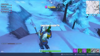 Fortnite pop -up cup Competitive Play On Console