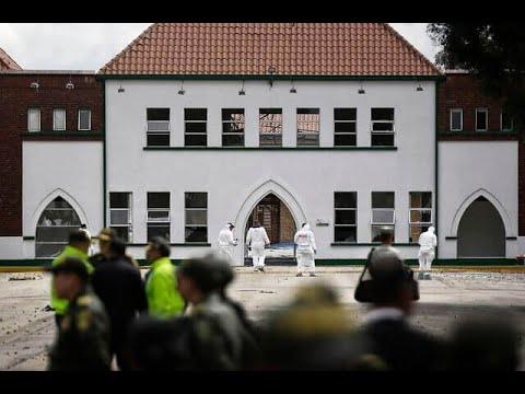 Medicina Legal confirmó la identidad de otros cuatro cadetes de la Escuela General Santander