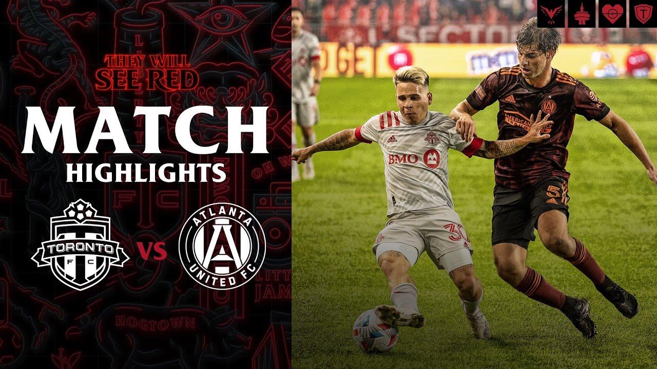 Download HIGHLIGHTS: Toronto FC vs. Atlanta United FC | October 16, 2021