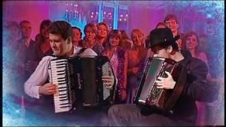 Denis Matsuev (accordion!!!) - Aydar Gaynullin (bayan/баян) LIBERTANGO!