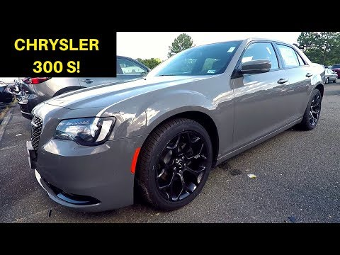 Overview of the 2019 Chrysler 300s!