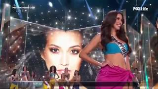 Miss Universe 2017 Top 10