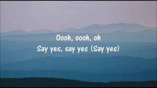 Ben & Tan - Yes  (Lyrics)Denmark /Eurovision 2020