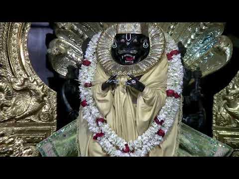 Mangal Arati Darshan of Sri Narasimha Dev 10/01/2019