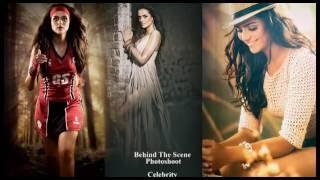 Prachi Tehlan PhotoShoot Behind The Scene  - PSR Cinemato