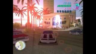 Обзор устаренной Grand Theft Auto 'Vice City' 'RETRO CITY' (2003)
