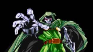 Marvel Super Heroes-Doctor Doom Stage