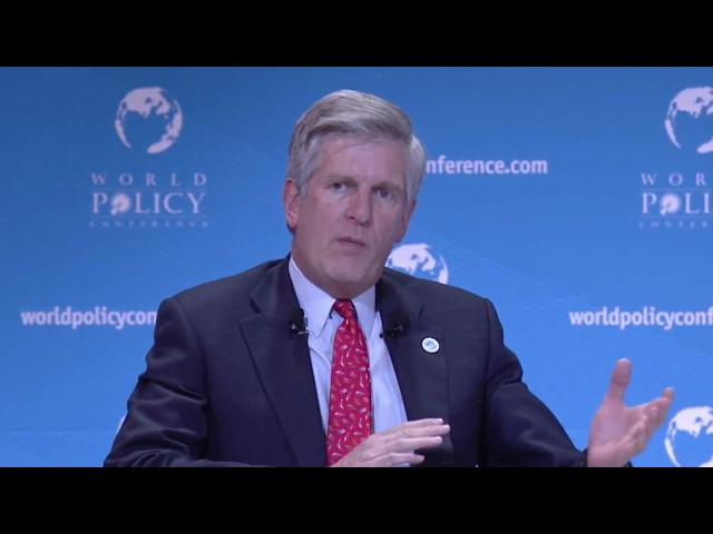 WPC 2015 Plenary session 3: Washington's view of the political and geopolitical implications