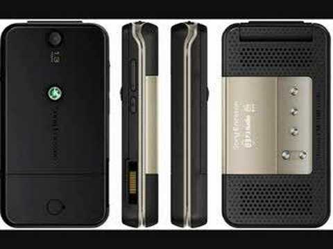 Sony Ericsson r306 PREVIEW!