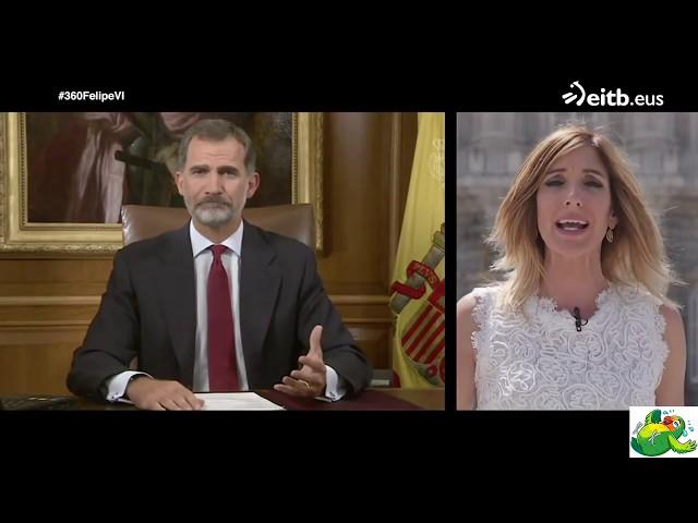\'Felipe VI el último rey de España
