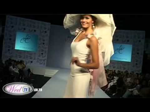 La Collezione Dei Conti - Wedding Expo April 2011 fashion shows Wedtv South Africa