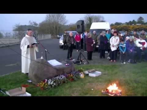 Fr. John Kenny: Tourmakeady Easter Dawn Mass