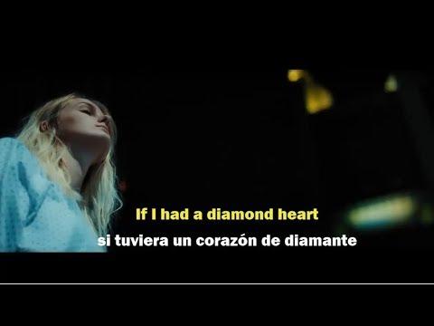 Download Alan Walker - Diamond Heart feat. Sophia Somajo (Lyrics & Sub Español)