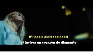 Alan Walker - Diamond Heart Feat. Sophia Somajo  S & Sub Español