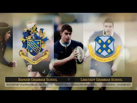 Gryphiti Classics: Bangor Grammar School vs Limavady Grammar School (2018 Medallion Bowl Final)