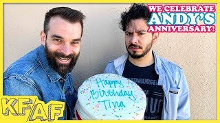 Andy's 2 Year Anniversary Surprise! - KF/AF (Ep. 15)