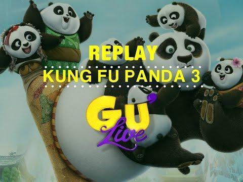 REPLAY // KUNG FU PANDA 3
