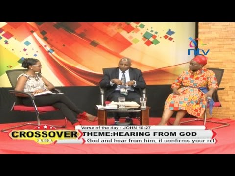 Hearing from God - CrossOver 101