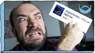 EXTREME Fight With Commenters!